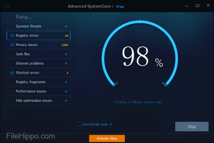 Advanced Systemcare 10 Finally Out Of Beta