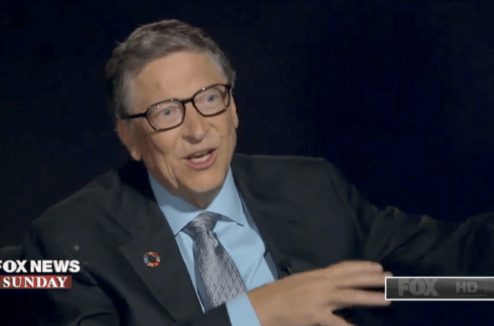 Bill Gates Chooses Android Over Windows and iPhone