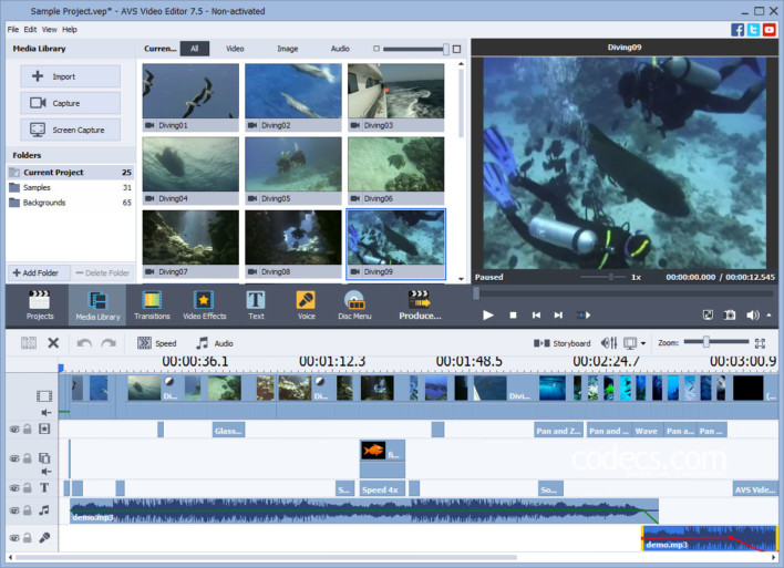 AVS Video Editor: Easy-To-Use, Full-Featured Editing Software
