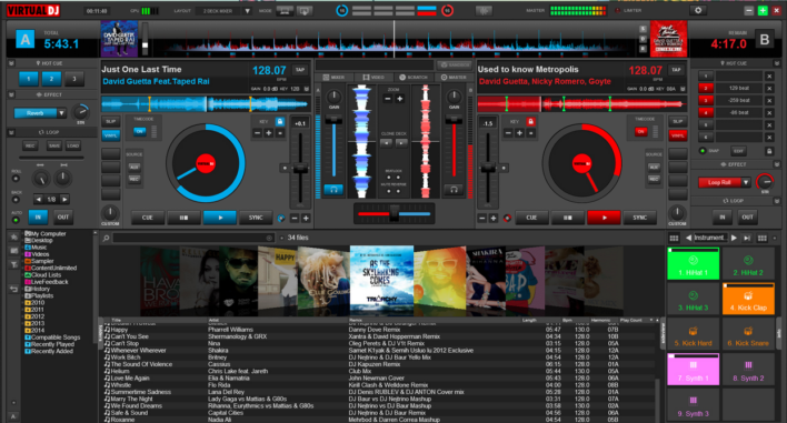 Unleash your inner club superstar with VirtualDJ