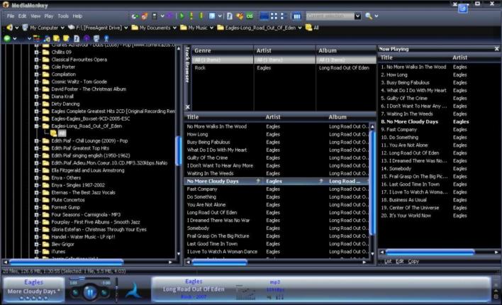MediaMonkey: A Media ManagerForHardcore Lovers Of Music