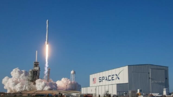 Latest SpaceX payload is part of $10 billion Starlink project.