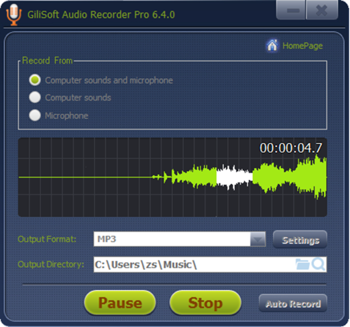 gilisoft audio recorder pro full crack