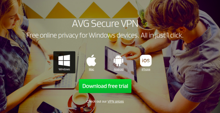 AVG Secure VPN Review: Simple And Effective VPN That Does The Job