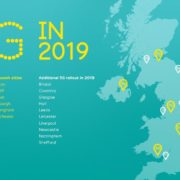EE confirm first UK cities to get 5G in 2019