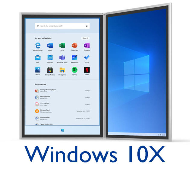 What is Windows 10X?