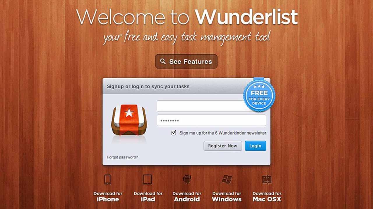 Microsoft announces when it will kill Wunderlist